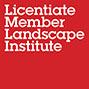 Licentiate Member Landscape Institute Logo